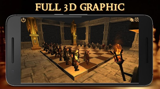 Battle Chess 3D App Latest Version Download For Android and iPhone 3