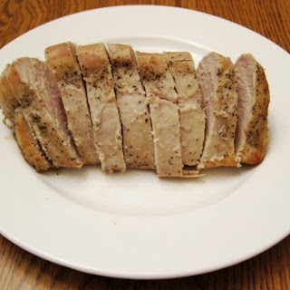 Roasted Turkey Breast Tenderloin