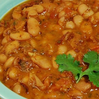 Pinto Beans With Mexican-Style Seasonings.