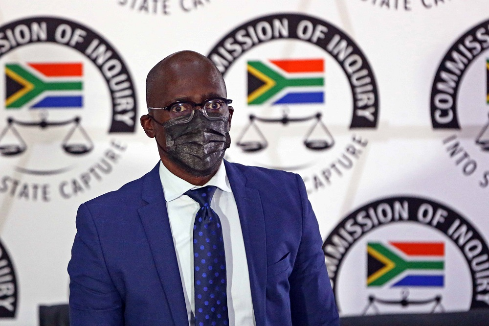 WATCH LIVE   Former minister Malusi Gigaba back at state capture inquiry