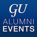 Georgetown Alumni Events icon