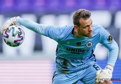 Simon Mignolet va franchir un cap contre l'Antwerp