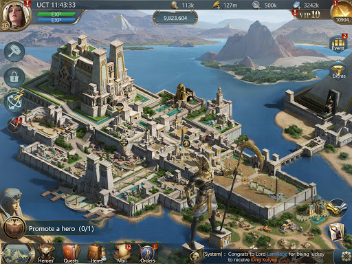 War Eternal - Rise of Pharaohs 1.0.60 screenshots 16