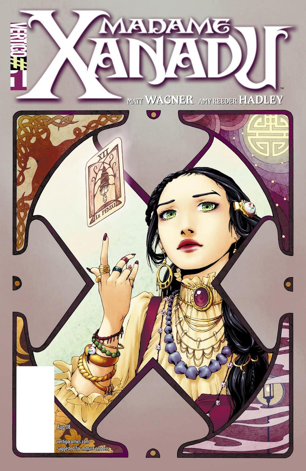 Madame Xanadu (2008) - complete