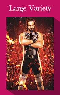Seth Rollins Wallpaper 4k Apps On Google Play