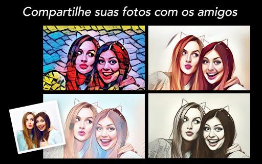 Cartoon Photo Filters 09