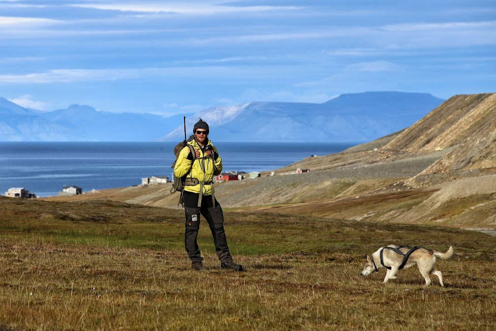 Fuglefjella, Jorgen, Britt, trekking na Spitsbergenie