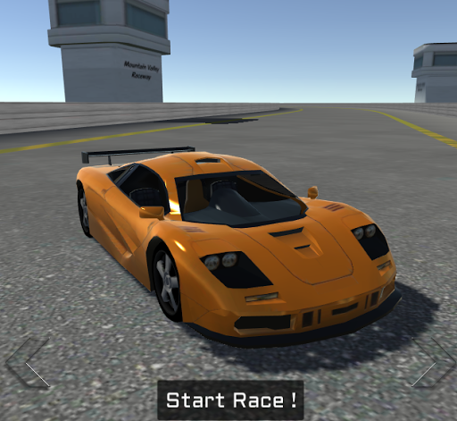 高速レースシミュレータ3D