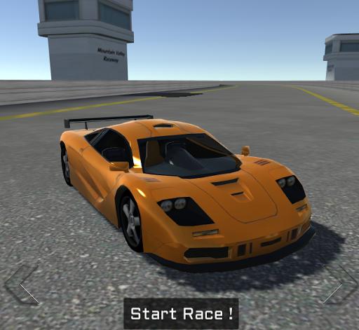 Fast Race Simulator 3D