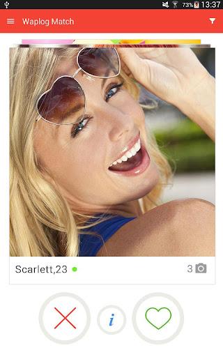 Dating App, Flirt & Chat : W-Match  screenshots 8