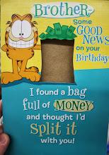Photo: Brother Birthday Card Choice #1