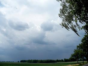 Photo: Uciekamy przed burzą