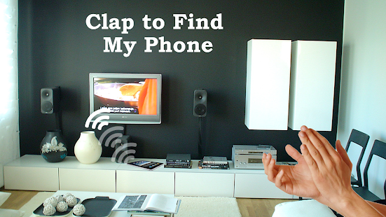Clap To Find My Phone - náhled