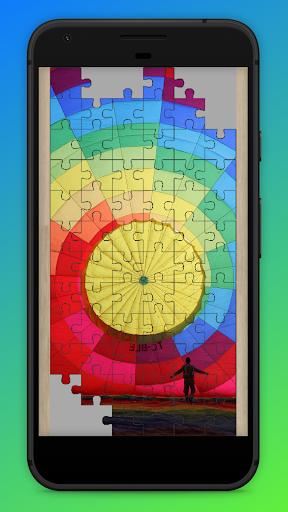 Hot Air Balloon Jigsaw Puzzles - Zillion Jigsaws 1.39 screenshots 3