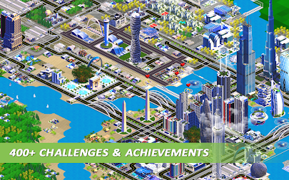 Designer City: building game APK screenshot thumbnail 12