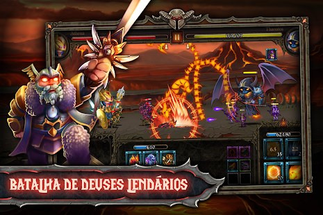 Epic Heroes War Guerras Épicas screenshot
