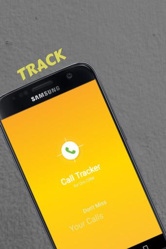 Call Tracker for Oro CRM- screenshot