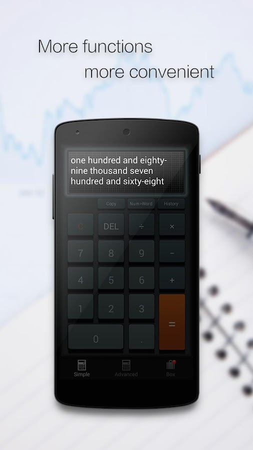 iDO Calculator Plus Free- screenshot