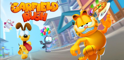 Garfield™ Rush Mod Apk 3.5.0 (Unlimited money)