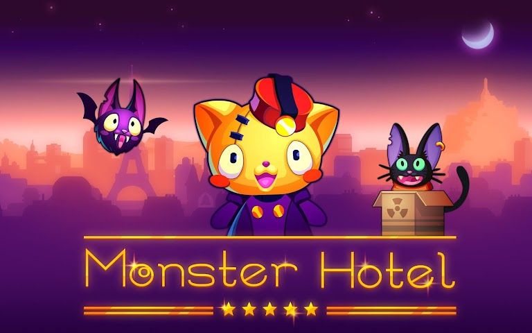 android Monster Hotel Screenshot 5