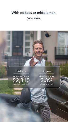 Blinker: Buy, sell & refinance cars  screenshots 5