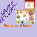 Indian Festivals Calendar icon