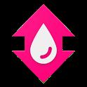 Glucosio: Diabetes Tracker icon