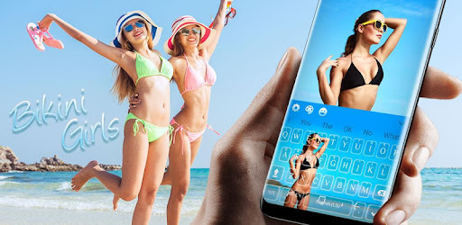 Приложения в Google Play – <b>Hot Bikini</b> Girls Keyboard theme