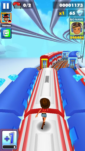 Subway Boy Run: Endless Runner Game screenshot 4