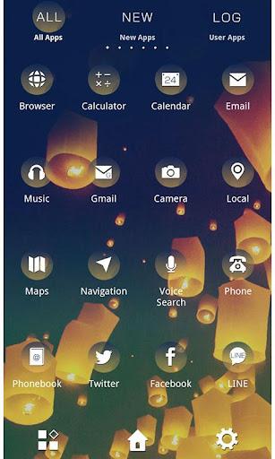 Beautiful Theme-Lanterns- 1.0.1 Windows u7528 2