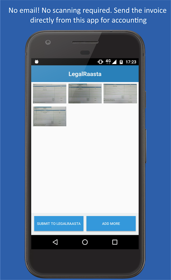 LegalRaasta- screenshot