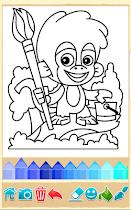 Coloring Pages - screenshot thumbnail 10