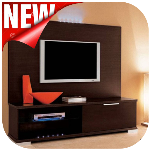 modern tv rack design