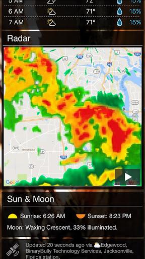 Weather Kitty screenshot 3