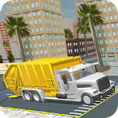 Trash Truck Simulator 2018
