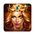 Clash of Queens:Dragons Rise 1.8.34 icon