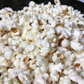Easy Perfect Stovetop Popcorn.