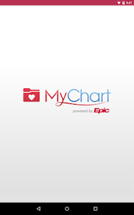 MyChart- screenshot thumbnail