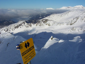 Photo: Blackcomb Mountain, Experts Only