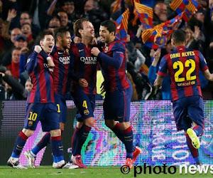 Suarez offre le Clasico et quatre points d'avance au Barça