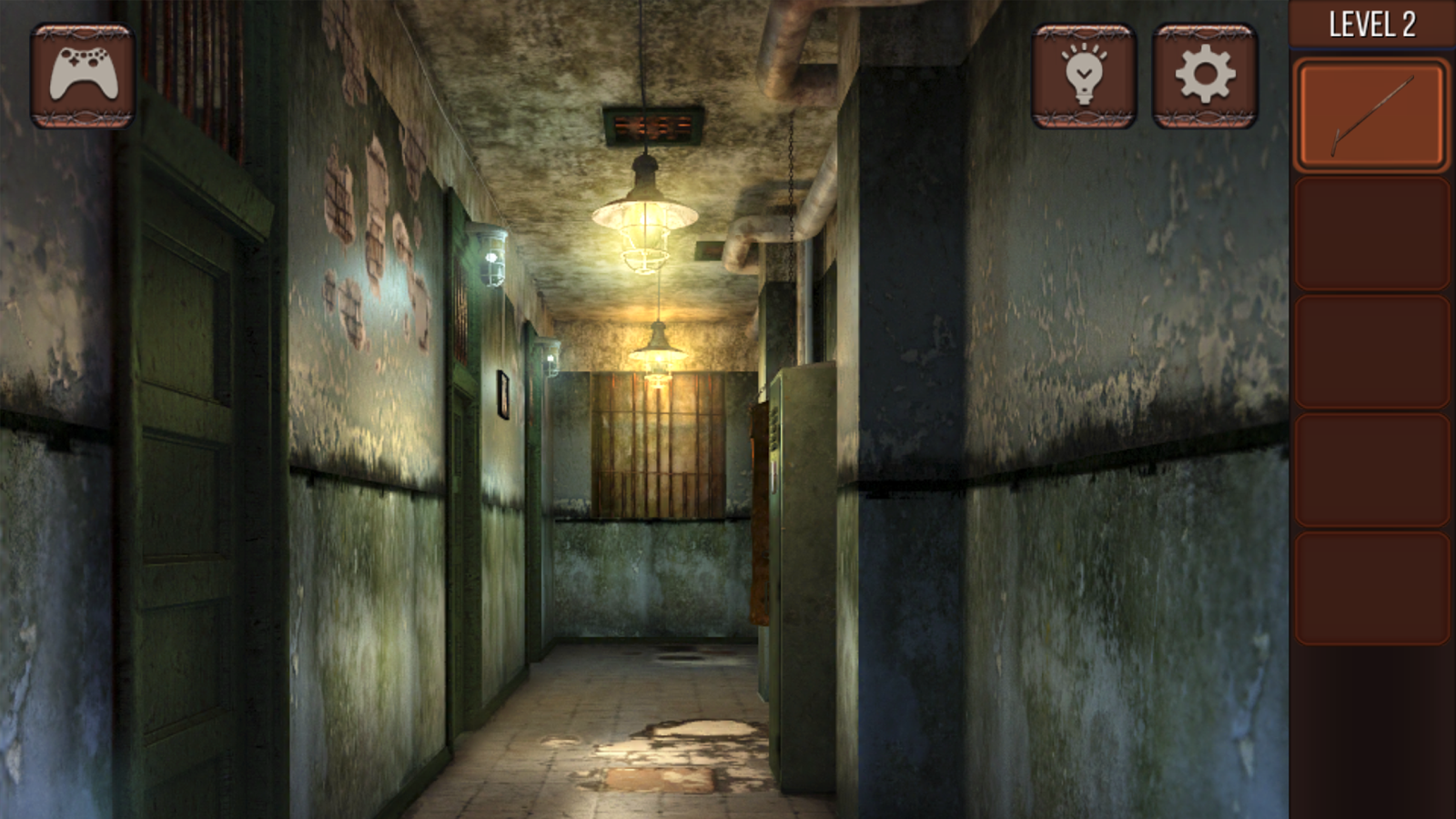 Alcatraz Escape- screenshot