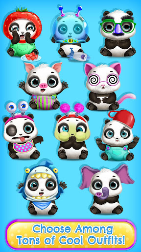Panda Lu & Friends - Playground Fun with Baby Pets apkmr screenshots 6