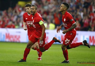 """""""Edmilson et Carcela, c'est ce qui se fait de mieux en Belgique depuis le début des Playoffs 1"""""""