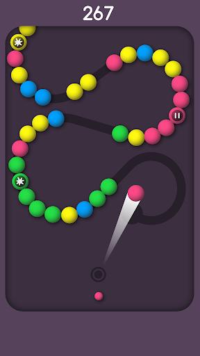 Télécharger Gratuit Snake Balls mod apk screenshots 4