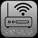 WiFi contraseña WLAN icon
