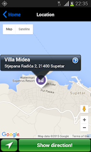 Villa Midea- screenshot thumbnail