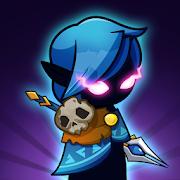 Download Game Game Tiny Blade - Dark Slayer v1.0.3.1 MOD - One Hit   God Mode APK Mod Free