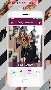 Crazy Snap Effect - Repeat Photo Effect - náhled