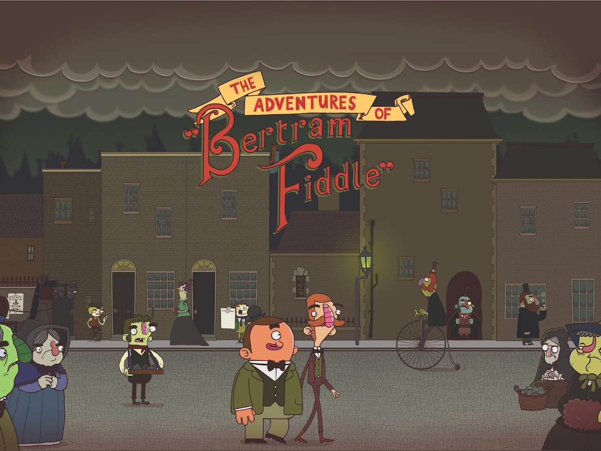 Bertram Fiddle: Episode 1- screenshot
