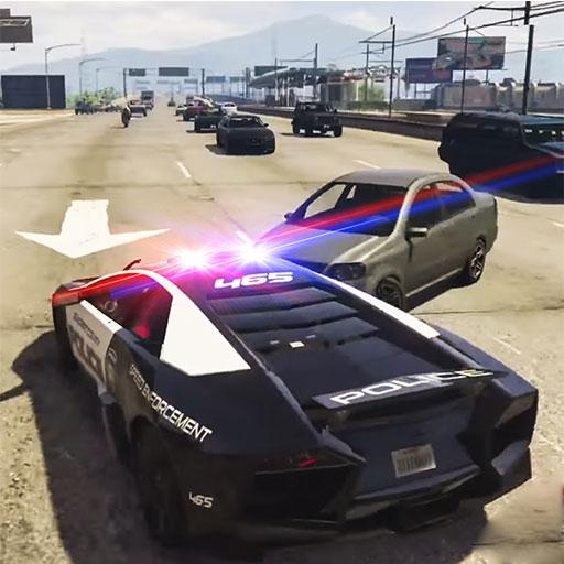 Highway Police simulator 3D